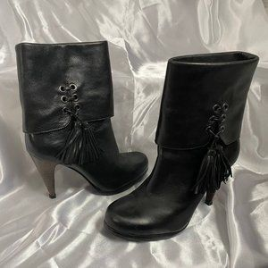 COACH Gorgeous and comfortable high heel booties